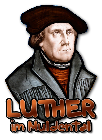 Martin Luther im Muldental